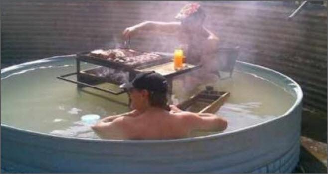 風呂 グリル