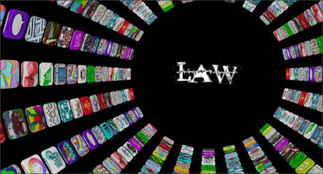 自炊代行 法律