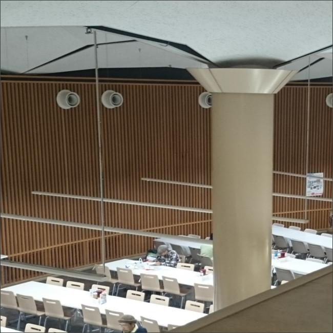 東大中央食堂